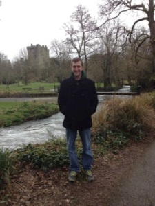 Outside of Blarney Castle